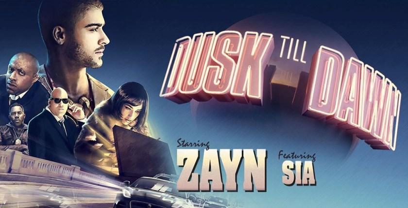 Zayn Malik And Sia Collaboration Dusk Till Dawn Is A Total Hit