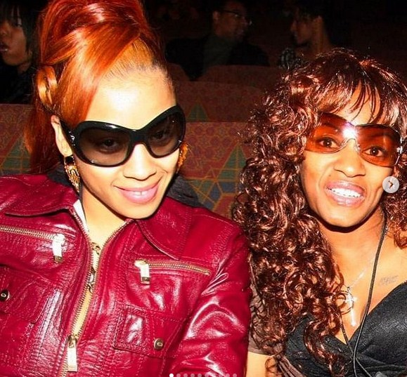 Keyshia Cole Aims to Fulfil Her Mother's Wish by Rallying the Family Together