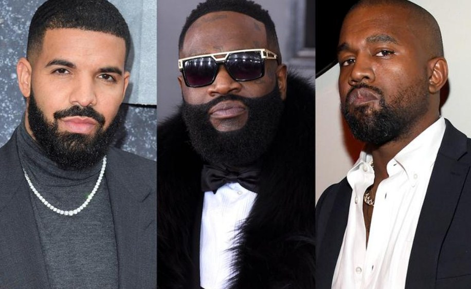 Kanye West to Change His Name; Rick Ross Talks about West's Beef with Drake