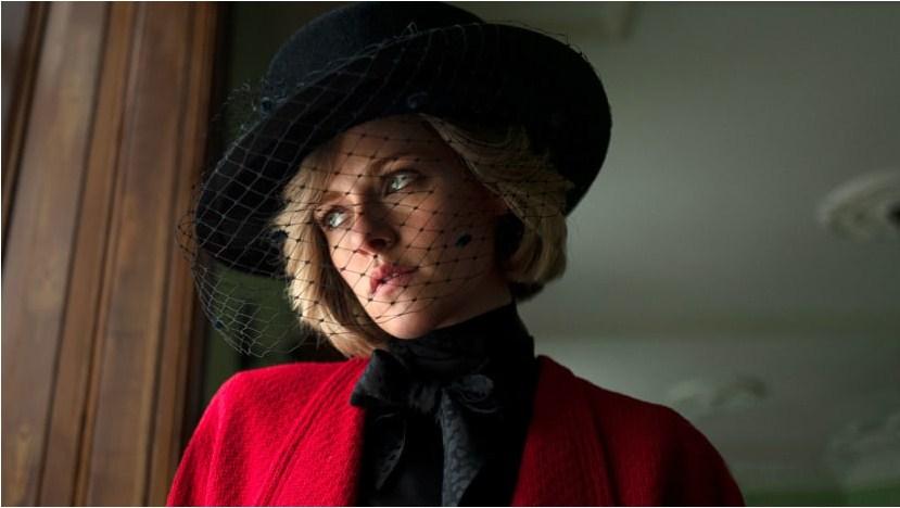 "Kristen Stewart Mirrors Princess Diana Anguish at Christmas in ""Spencer"""