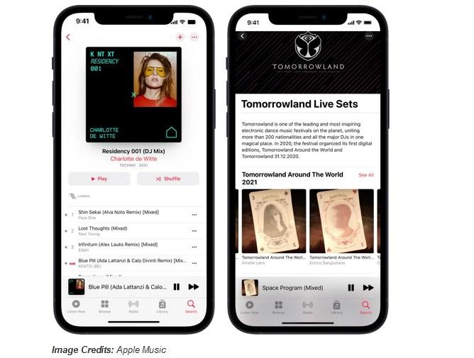 Apple Music to Compensate Creators of DJ Mix Using Shazam Music Streaming Tech