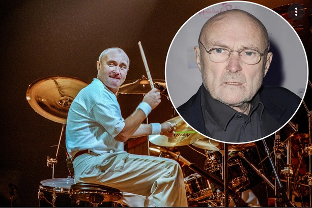 Phil Collins Says He Can't Hold Drumsticks Again or Go On Musical Tours