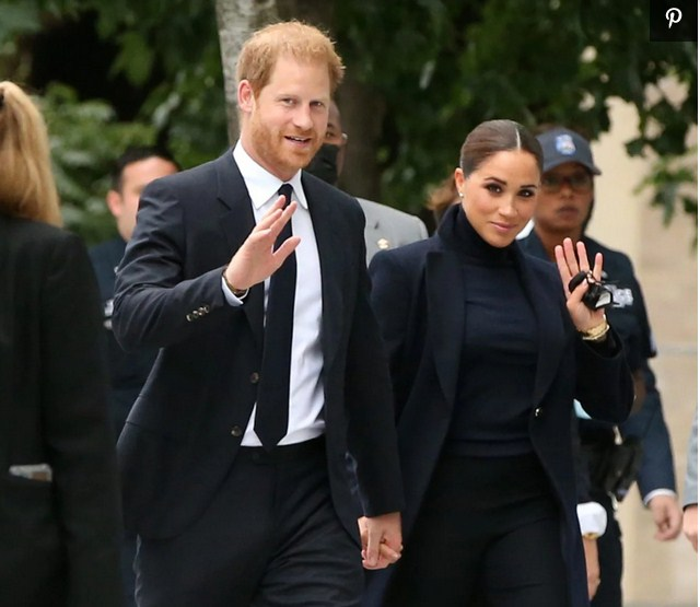 Prince Harry and Meghan Markle Visits Princess Diana's Favorite NYC Hotel