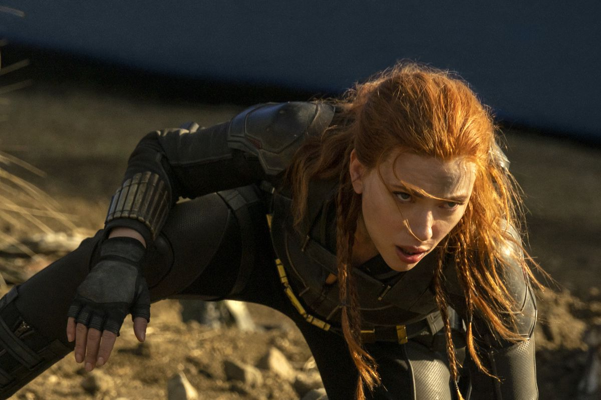 Actress Scarlett Johansson and Disney Settle Black Widow Lawsuit Out of Court