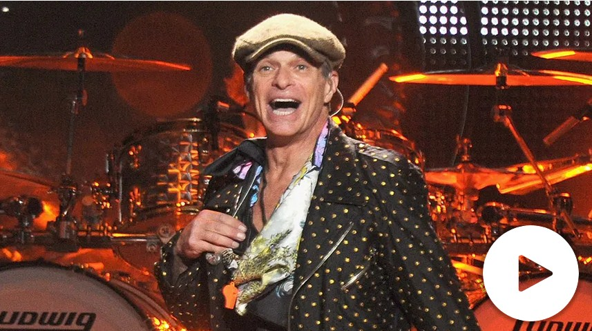 David Lee Roth of Van Halen Band to Retire After Shows in December and January